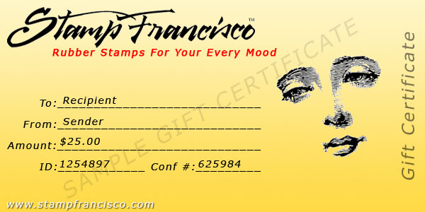 Rubber Stamps - Stamp Francisco - Your World of Fine Art Rubber ...
