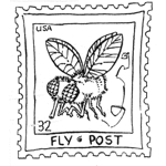 Fly Post