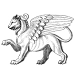 Winged Lion Sml
