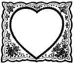 Heart Frame Embroidery