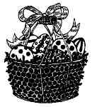 Easter wire basket