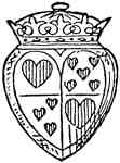 Hearts Cote of Arms