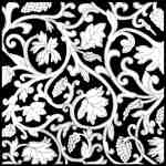 Grapes & Leaves Tile