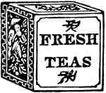 Fresh Teas box