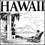 Hawaii Vacation scene