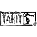 Tahiti label
