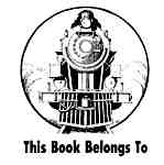Engine bookplate