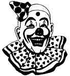 Clown portrait Lg