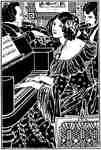 Lady Piano Player