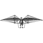 Man Flying Machine