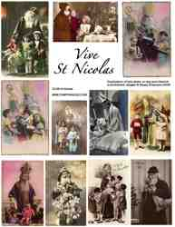 St Nicolas Collage Sheet