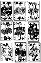 Japanese Playing Cards UM Set